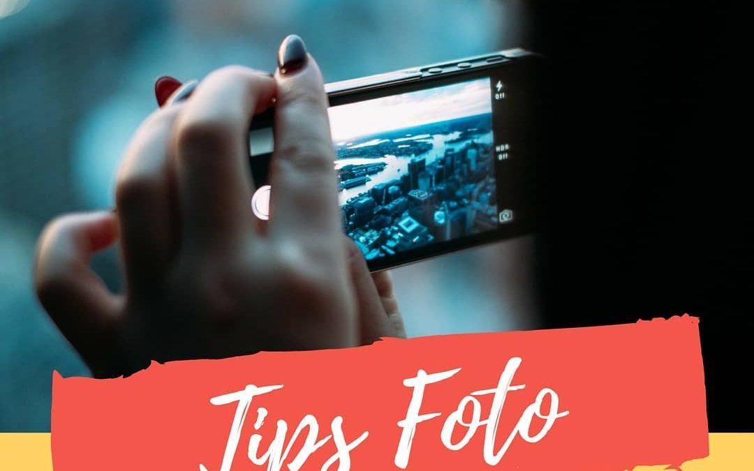 Tips Foto Pakai Smartphone